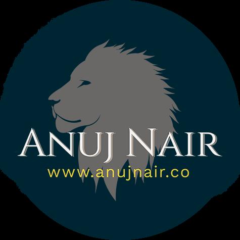 Anuj Nair Official Website